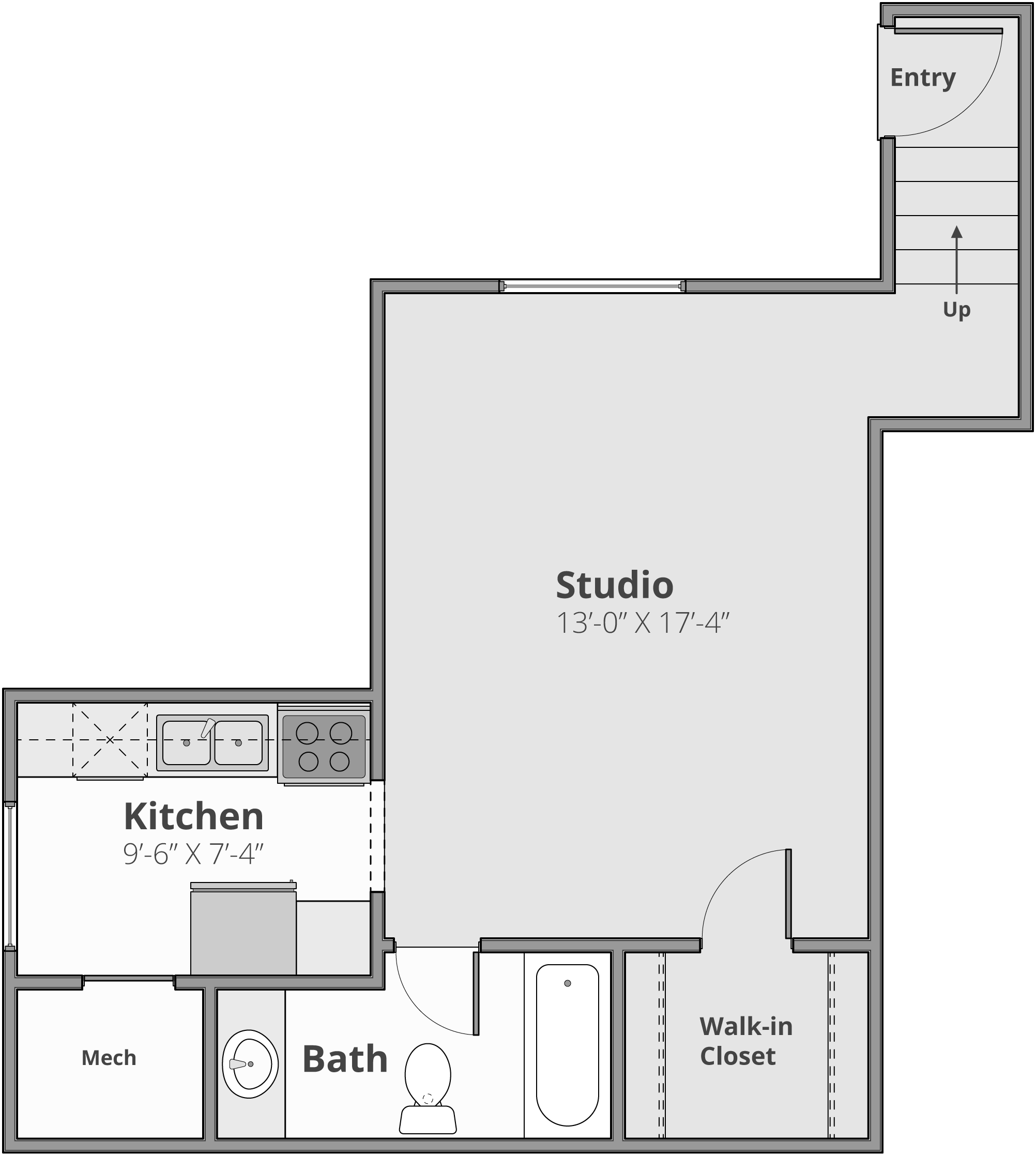The Juno Floor Plan