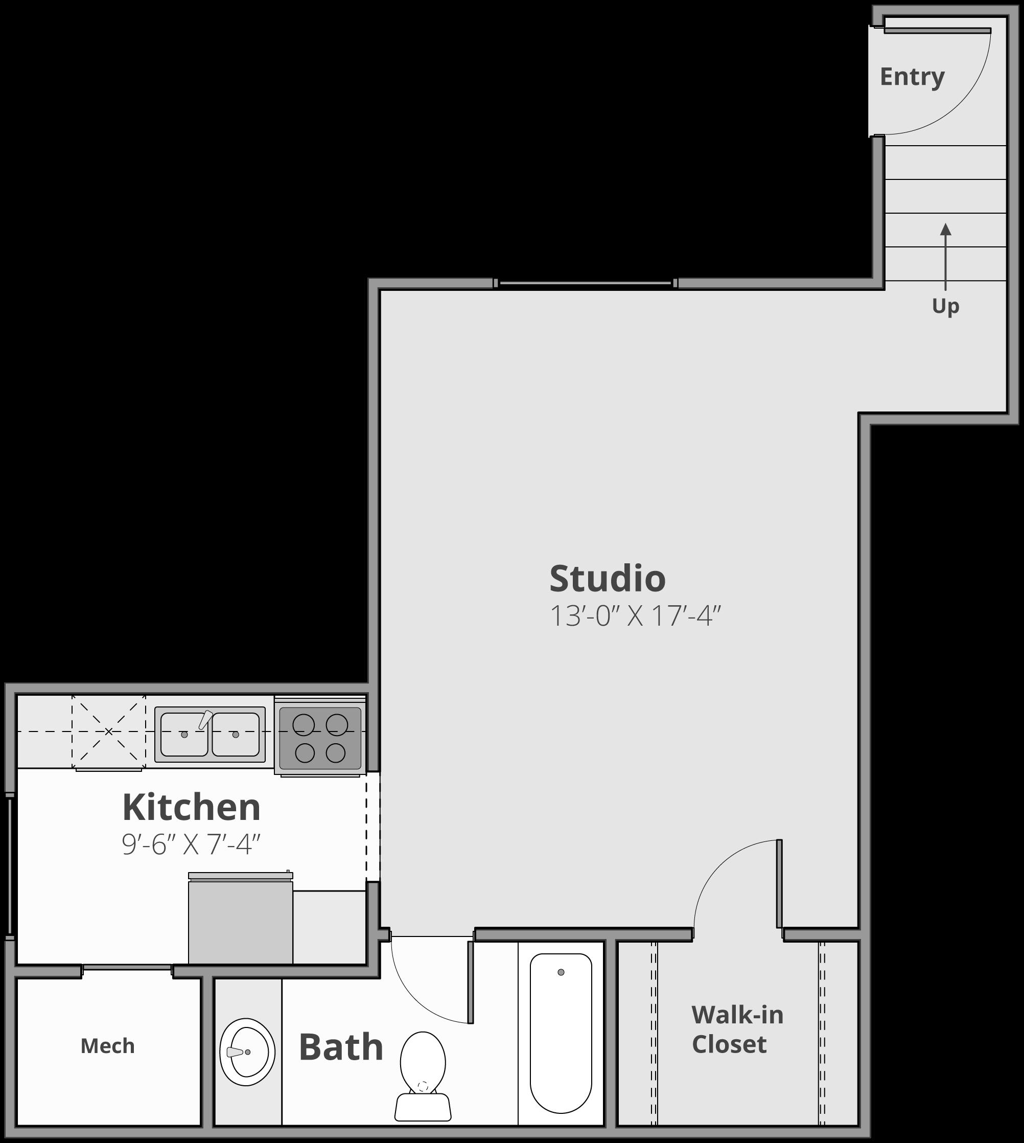 The Juno Floor Plan