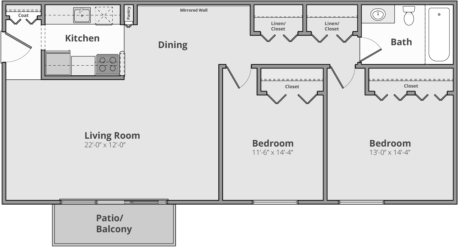 The Liberty Floor Plan