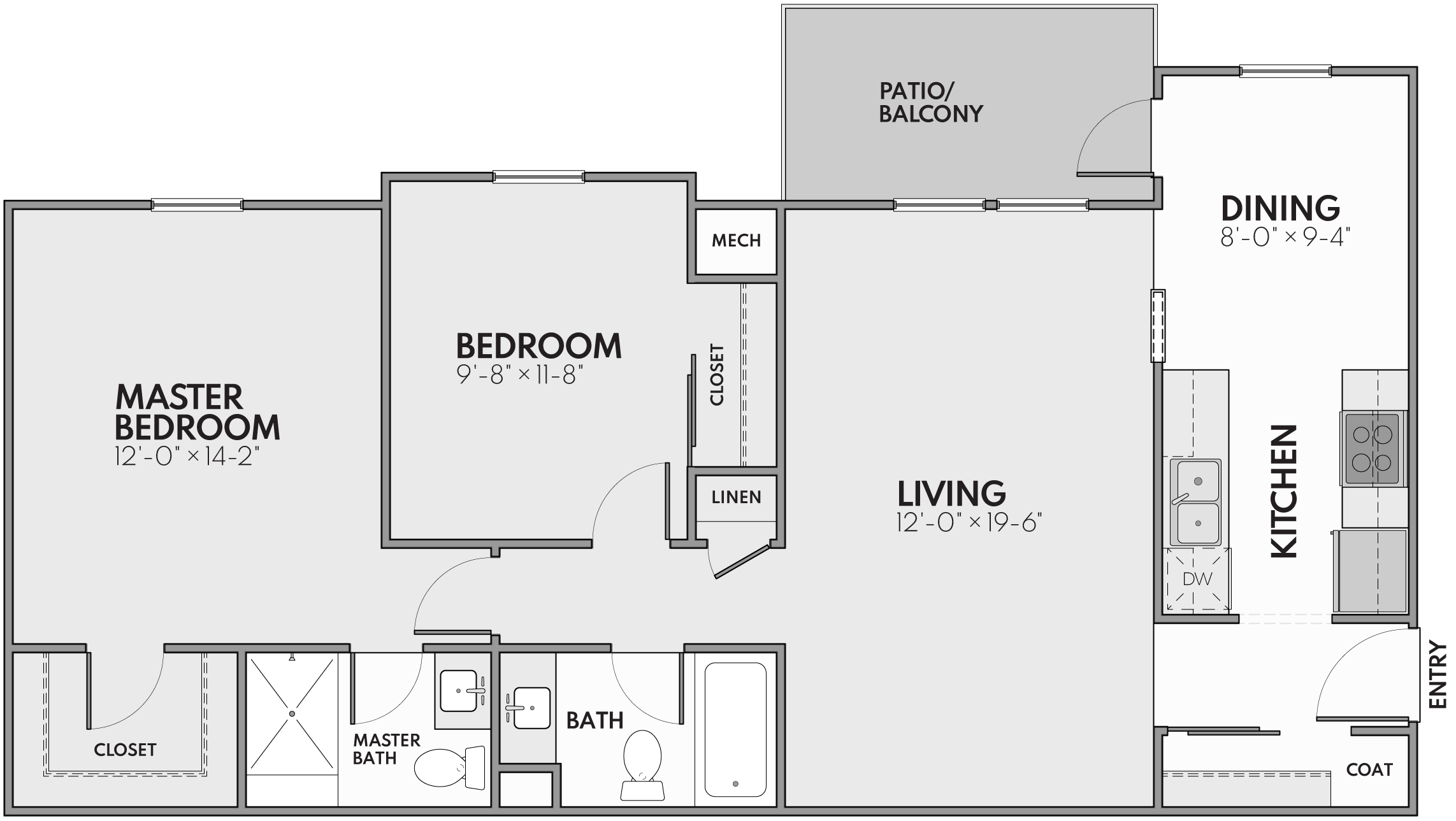 The Greenwich Floor Plan