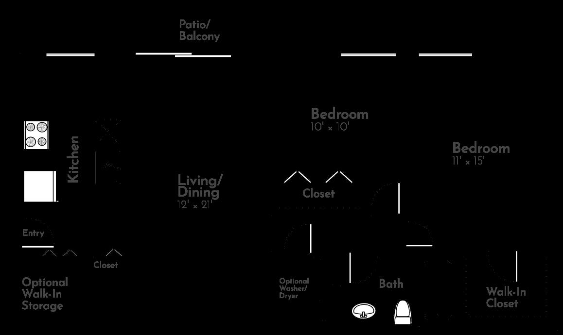 The Apple Floor Plan