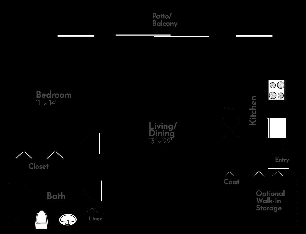 The Cardinal Floor Plan