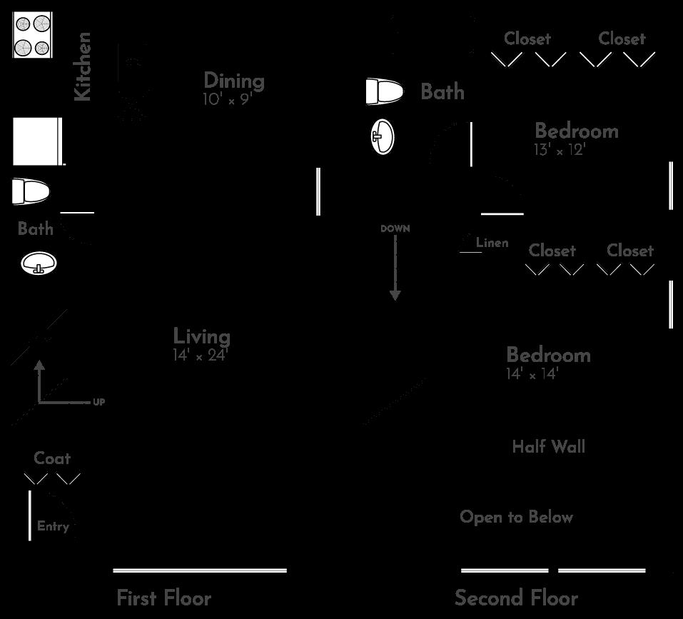 The Elm Floor Plan