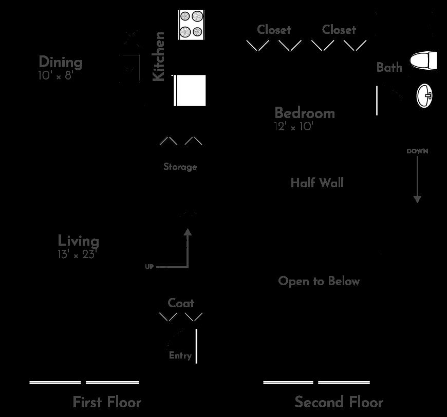 The Falcon Floor Plan