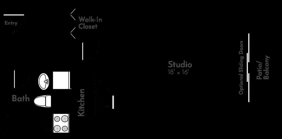The Fern Floor Plan