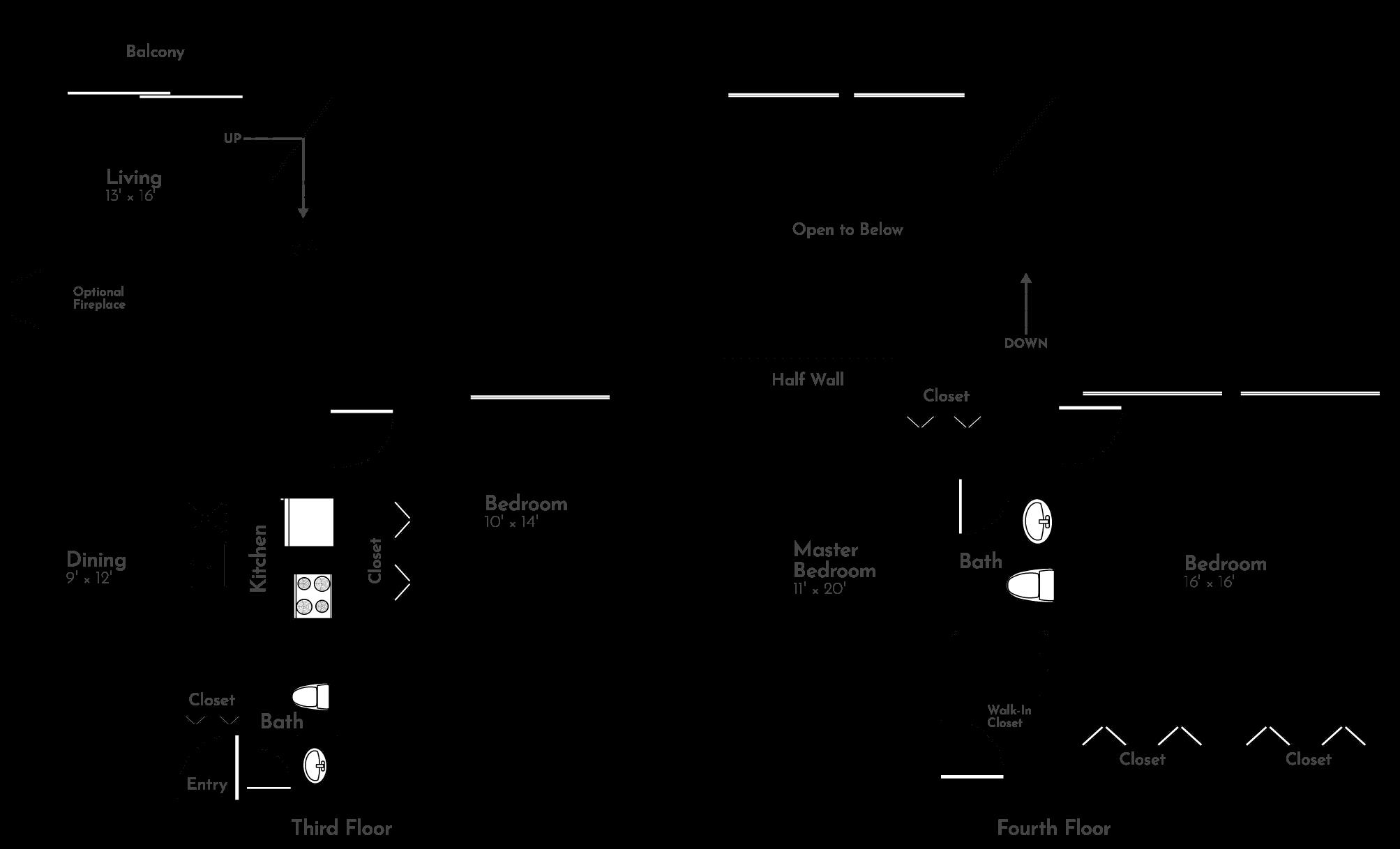 The Grove Floor Plan