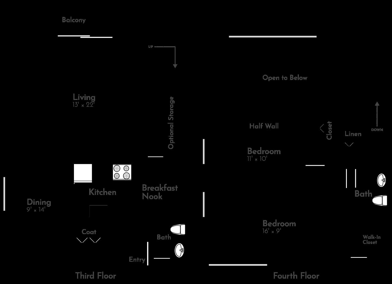 The Juniper Floor Plan