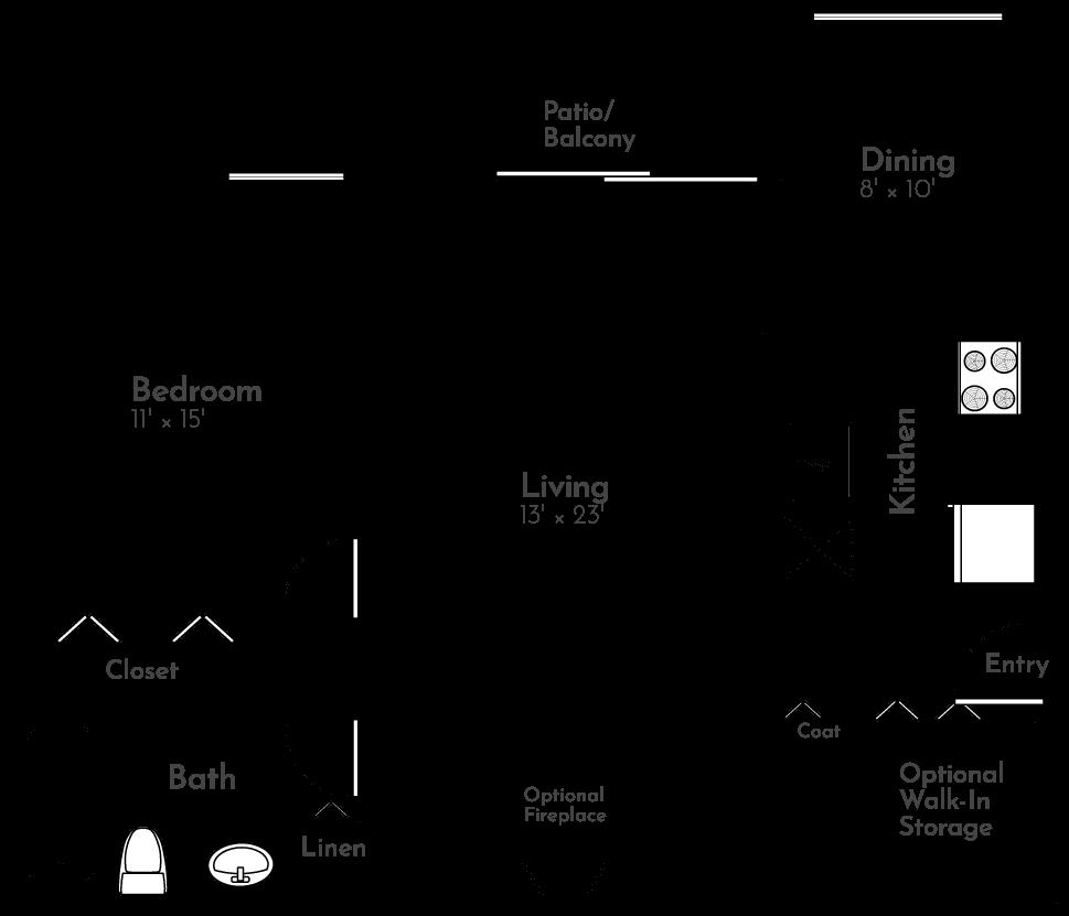 The Robin Floor Plan