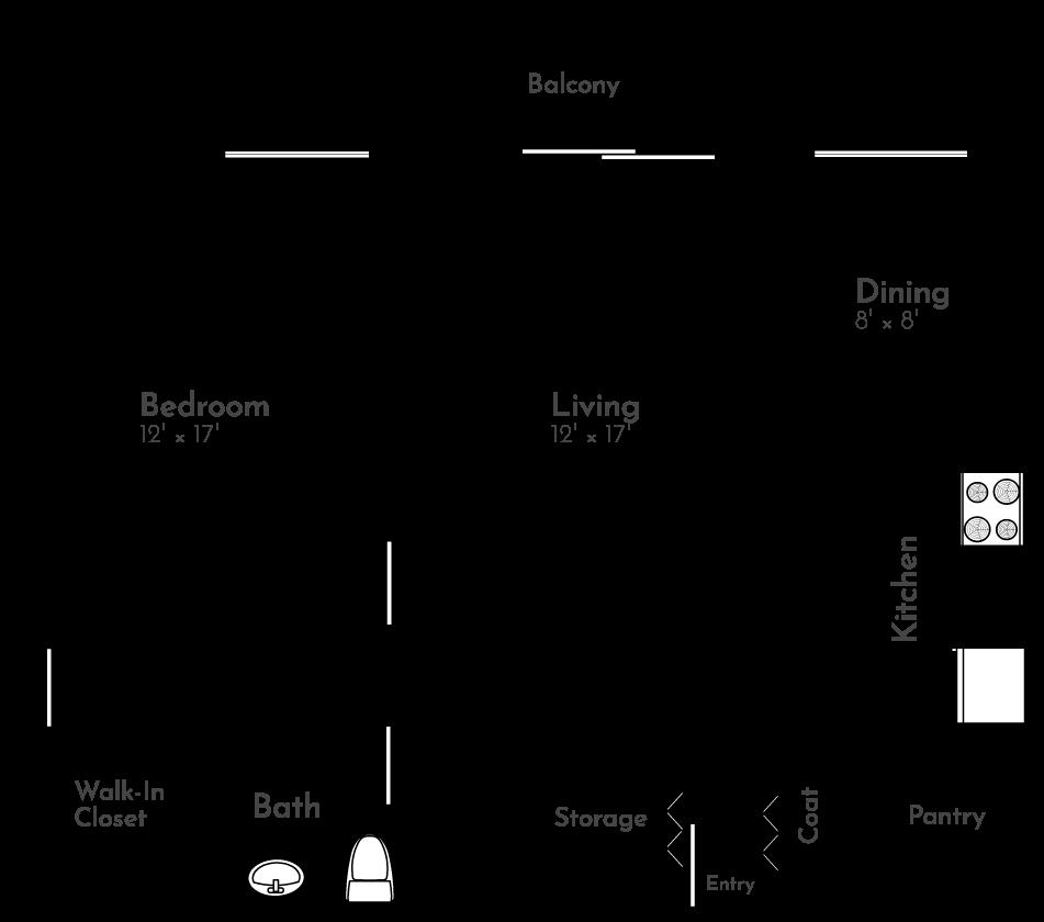 The Sparrow Floor Plan