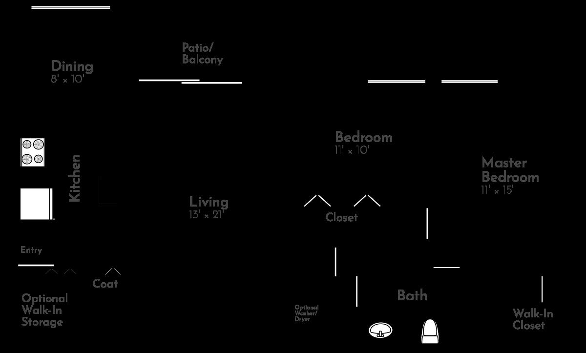 The Spruce Floor Plan