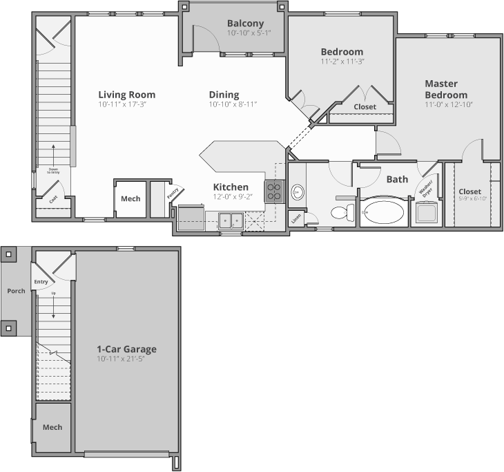 The Equinox Floor Plan