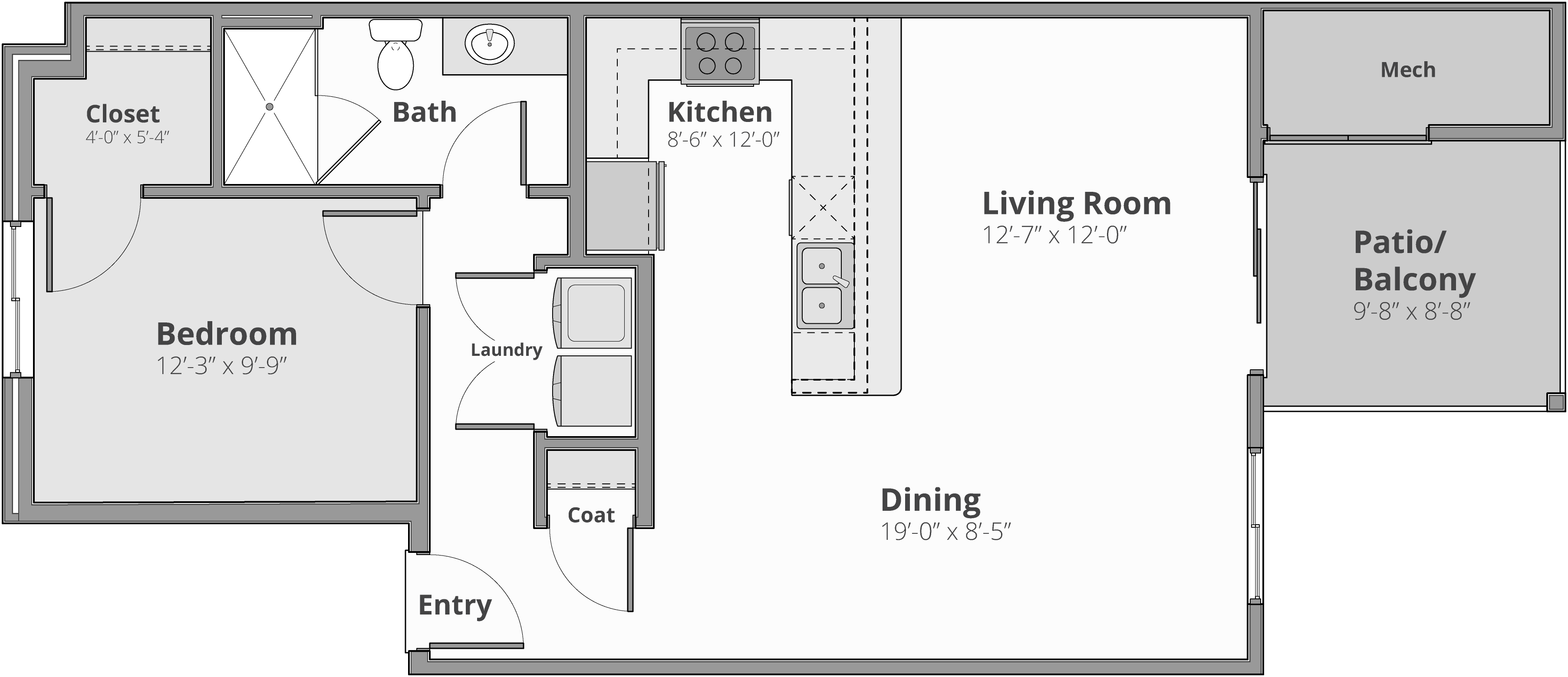 The Manitou Floor Plan