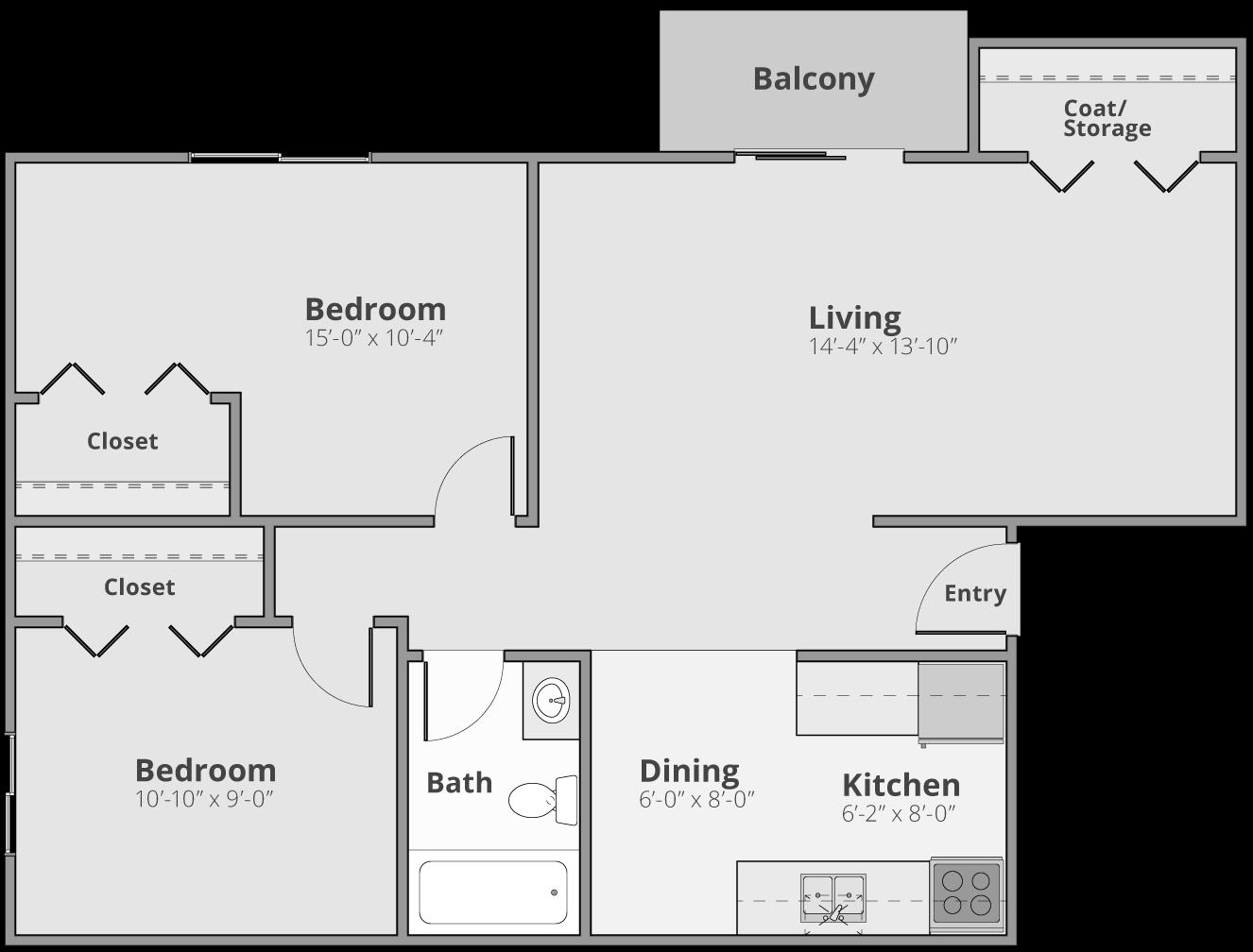 The David Floor Plan